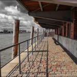 Hamburger Hafen, Ansichten, Elbe